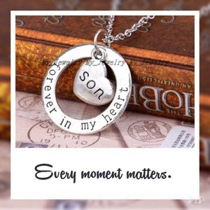 Jewelry - Son - Forever in My Heart